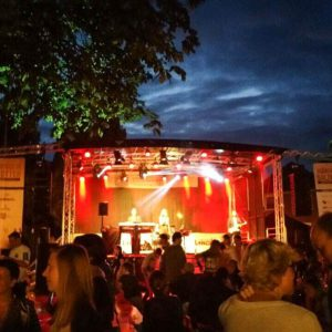 Bühne Stadtfest